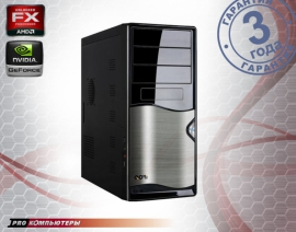 Компьютер AMD FX-4300/ 4Gb DDR3/ 500Gb HDD/ GeForce GT 730/ DVD-RW