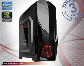 Компьютер для игр Intel Core i7-7700/ B250/ 16Gb DDR4/ 2Tb HDD/ GeForce GTX 1070/ DVD-RW