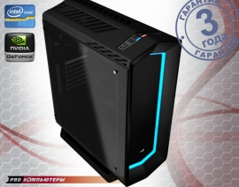 Игровой компьютер Intel Core i7-8700/ Z370/ 32Gb DDR4/ 480Gb SSD/ 4Tb HDD/ GeForce GTX 1080 Ti/ Blu-ray