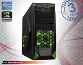 Игровой компьютер Intel Core i7-4790/ 8Gb DDR3/ 1Tb HDD/ GeForce GTX 950/ DVD-RW