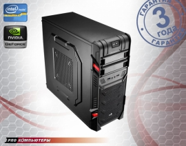 Компьютер для игр Intel Core i5-4460/ 8Gb DDR3/ 2Tb HDD/ GeForce GTX 770/ DVD-RW