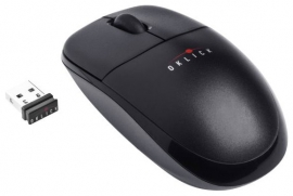 Oklick 325MW Wireless Optical Mouse Black USB