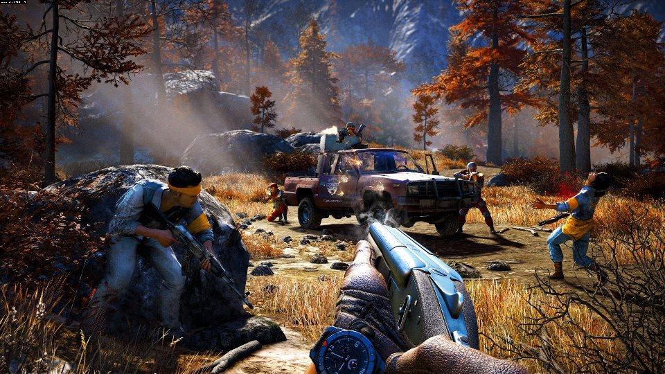 скачать игру Far Cry 4 через торрент бесплатно на компьютер на русском - фото 3