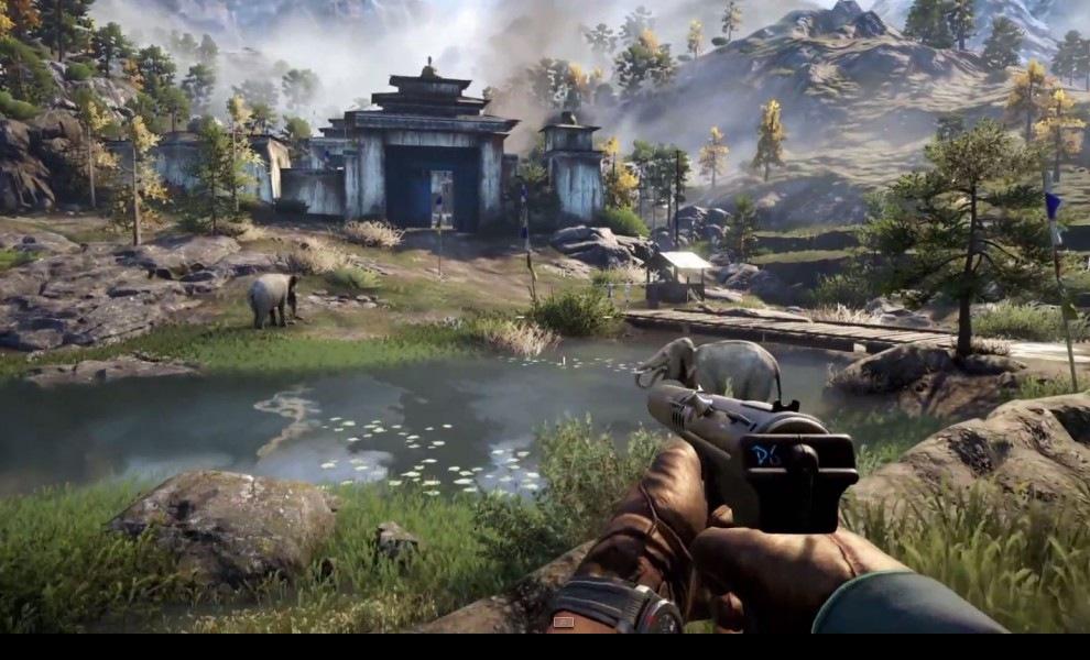 скачать игру Far Cry 4 через торрент бесплатно на компьютер на русском - фото 5