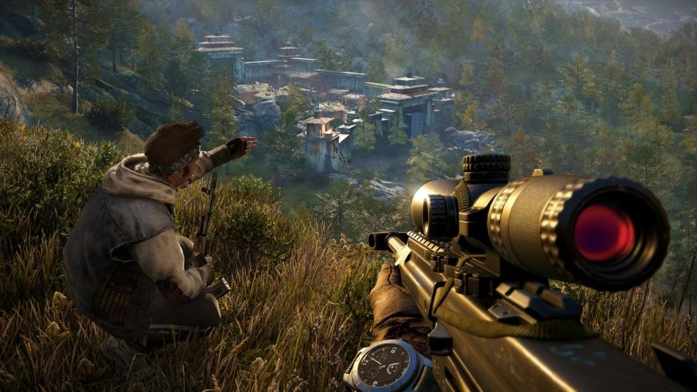 скачать игру Far Cry 4 через торрент бесплатно на компьютер на русском - фото 2